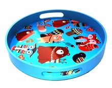Decoration Party Wooden Tray
