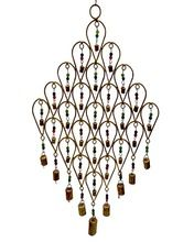 Metal Crafted Bells Wind Chime Home