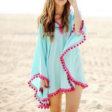 Bikini Beach Caftan Dress