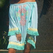 Cotton Designer Women Kaftan