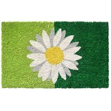 Double Colors Pvc Coir Mat