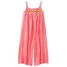 Girl Culotte Jumpsuit Playsuit Romper