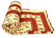 Hand Made Silk Quilt