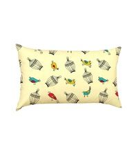 Handmade Vintage Kantha Patchwork Cushion Cover