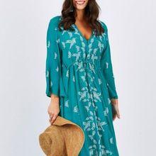 Long Dress Plus Size Women Clothing