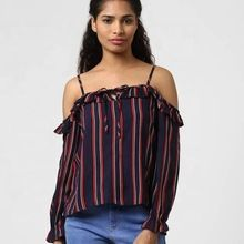 Off-shoulder Party Wear Top