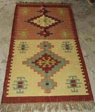 Winter Wool Heating Kilim Carpet