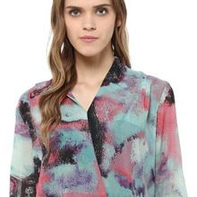 Women Western Shirt Party Wear