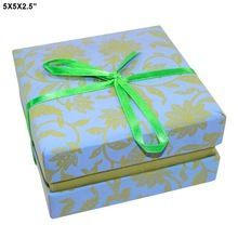 Chocolate Handmade Paper Gift Box