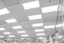 Modular Cleanroom Ceiling Panel