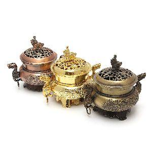 Brass Incense Burner