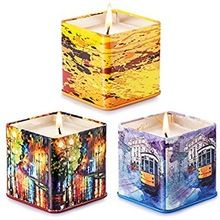Decorative Designer Handmade Natural Candles