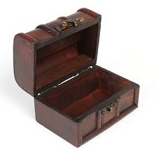 Hand Carved Wooden Kashmere Box