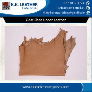 Goat Shoe Upper Leather