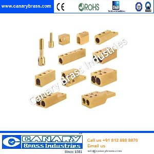 Brass Energy Meter