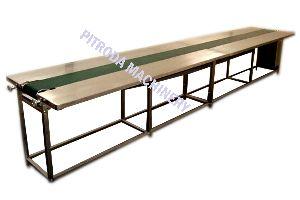 Table Packing Belt Conveyor