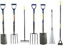 Garden Tool Harrow