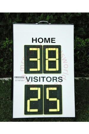 Manual Multipurpose Scoreboards