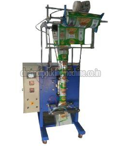 Automatic Chute Type Pouch Packing Machine