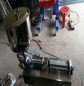 Automatic Piston Filling