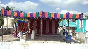 Shamiana Wedding Tent