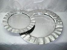 Food Platter Steel Bowl