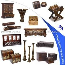 Wooden Games And Decorations Gift