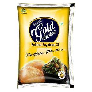 Gunthi Gold Choice Refined Soyabean Oil