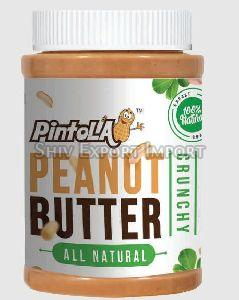 All Natural Peanut Butter