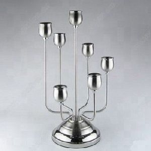 Tree Shape Candle Stand