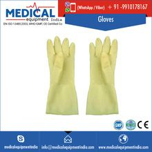 Natural Latex Material Made Glove