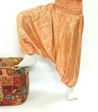 Vintage Saree Silk Skirt
