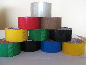 Bopp Self Adhesive Color Tape