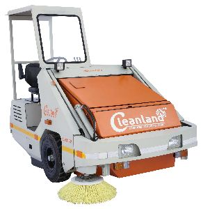 Hire Sweeping Machine On Rental Basis