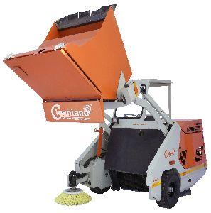 Street Sweeper Rental