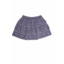 Cotton Layered Skirt
