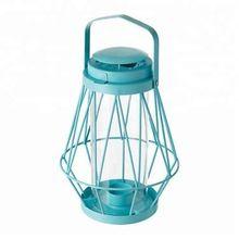 wire frame lantern
