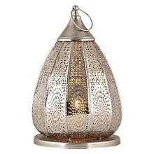 Decorative Brass Hanging Lamp
