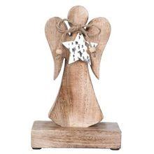 Christmas Wooden Standing Angel