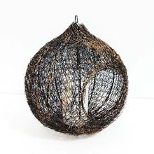 Wire Nest Candle Holder