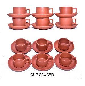 Mud Cup Saucer