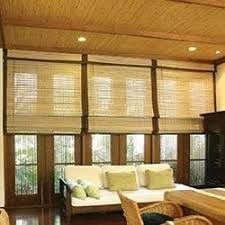 Bamboo Chick Window Blinds