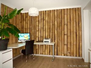 Bamboo Wall Panel