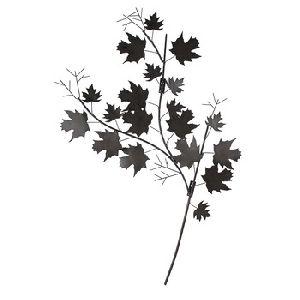 Metal Maple Leaf