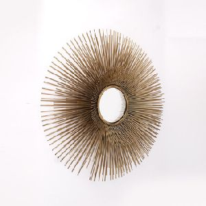 Porcupine Gold Mirror