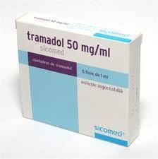 Tramadol 50,100,200 and 225mg