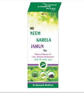 Neem Karela Jamun Ras