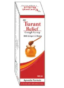 Turant Relief Cough Syrup