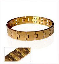 Titanium Magnetic Energy Bracelet