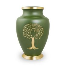 Decorative Tree Cremation Urn